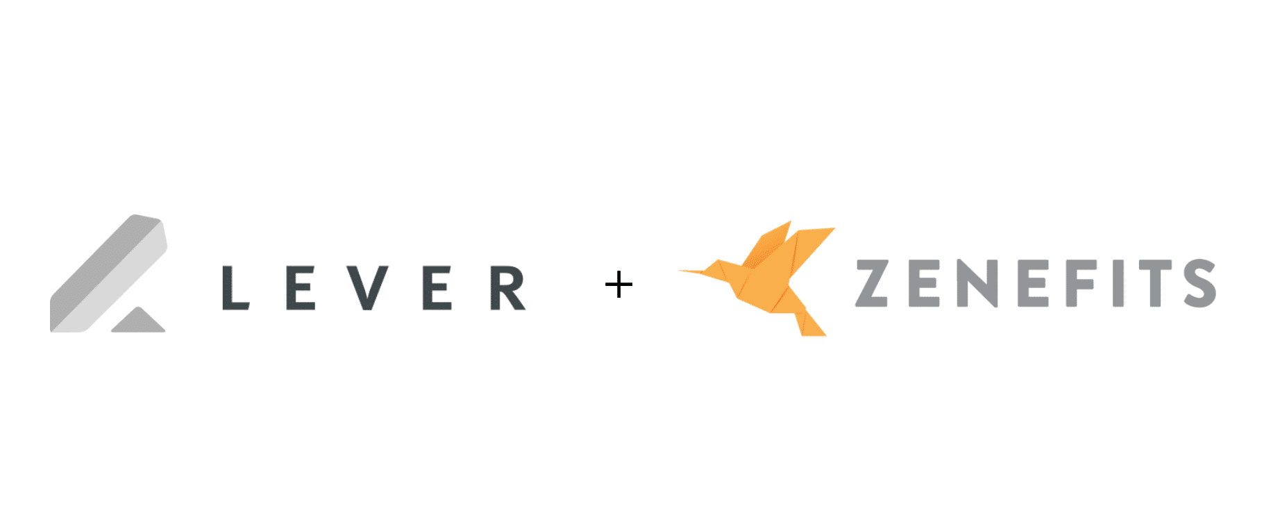 Lever and Zenefits Integration