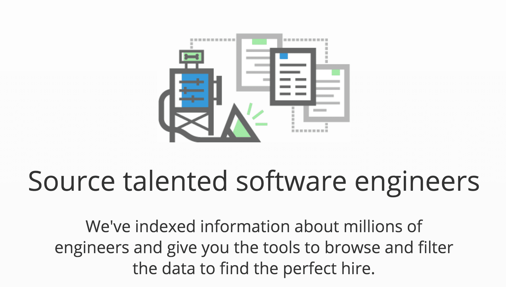 Recruiting software engineers