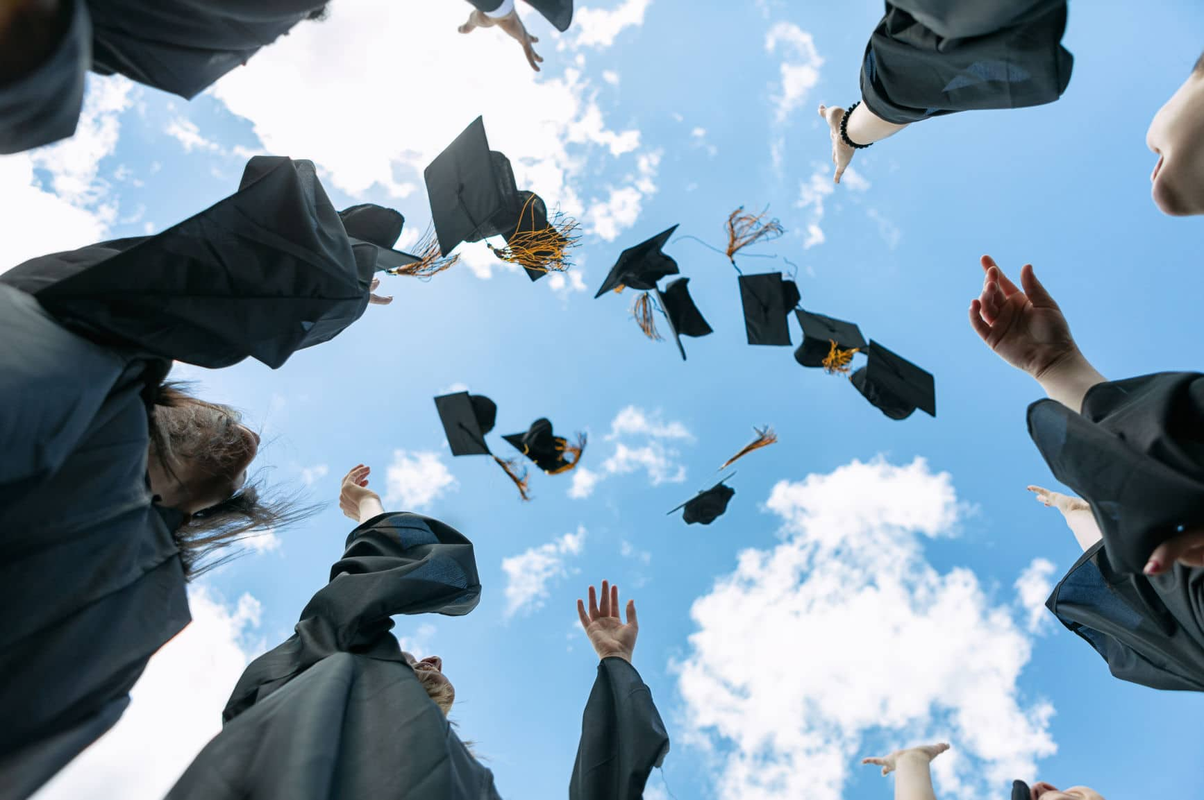 New graduate recruiting strategy