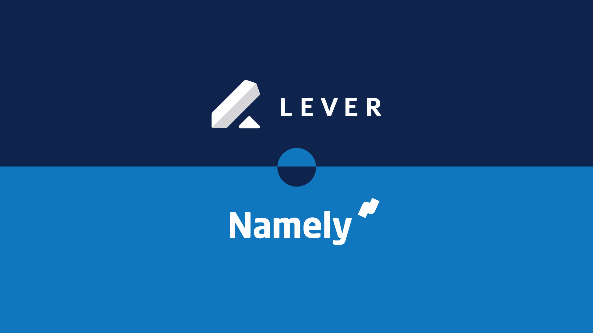 Namely Lever Blog Banner Announcement