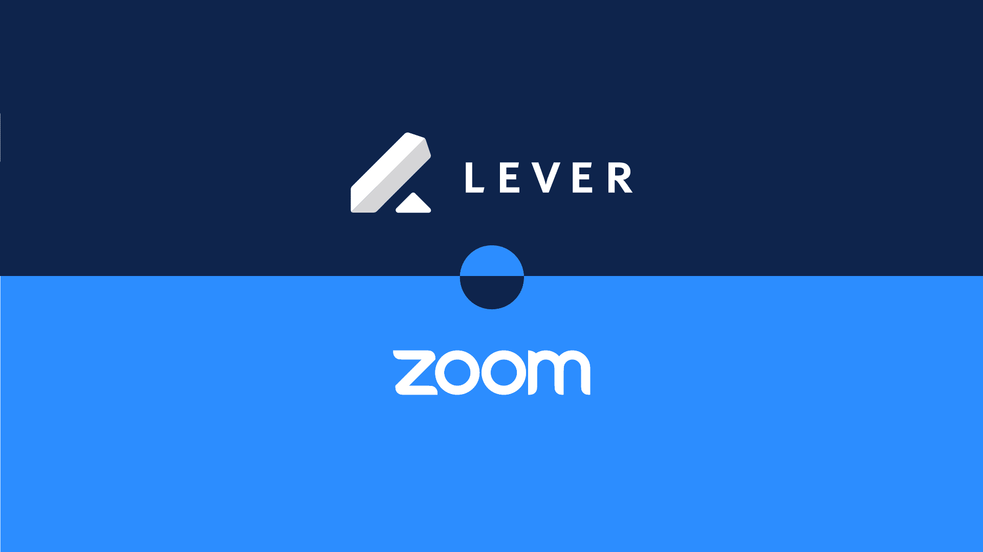 Zoom and Lever Blog Announcement Banner