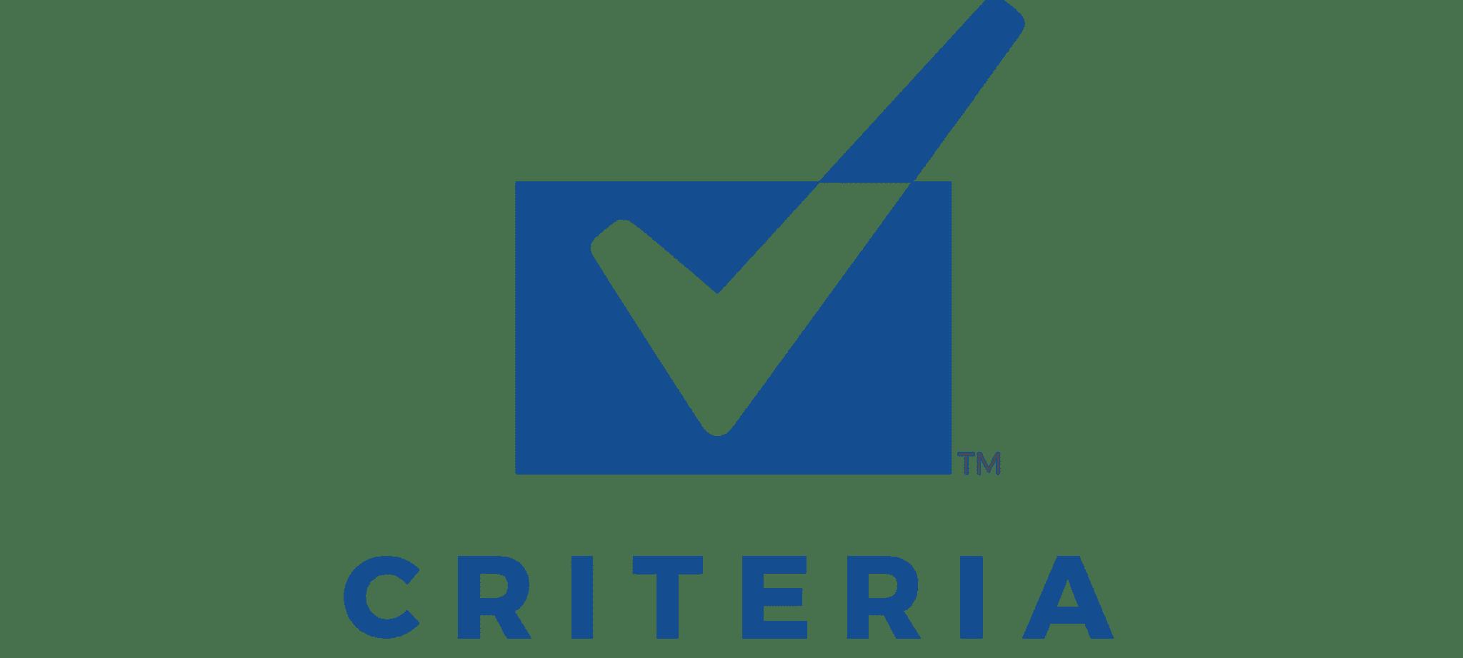 CriteriaLogo2018