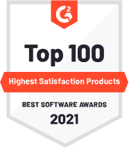 top 100 highest satisfaction products 2021