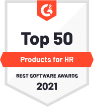 top 50 products for hr 2021