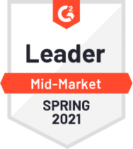 Leader mid-market spring 2021
