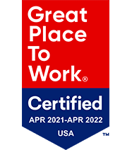 Award Great places to work 2021