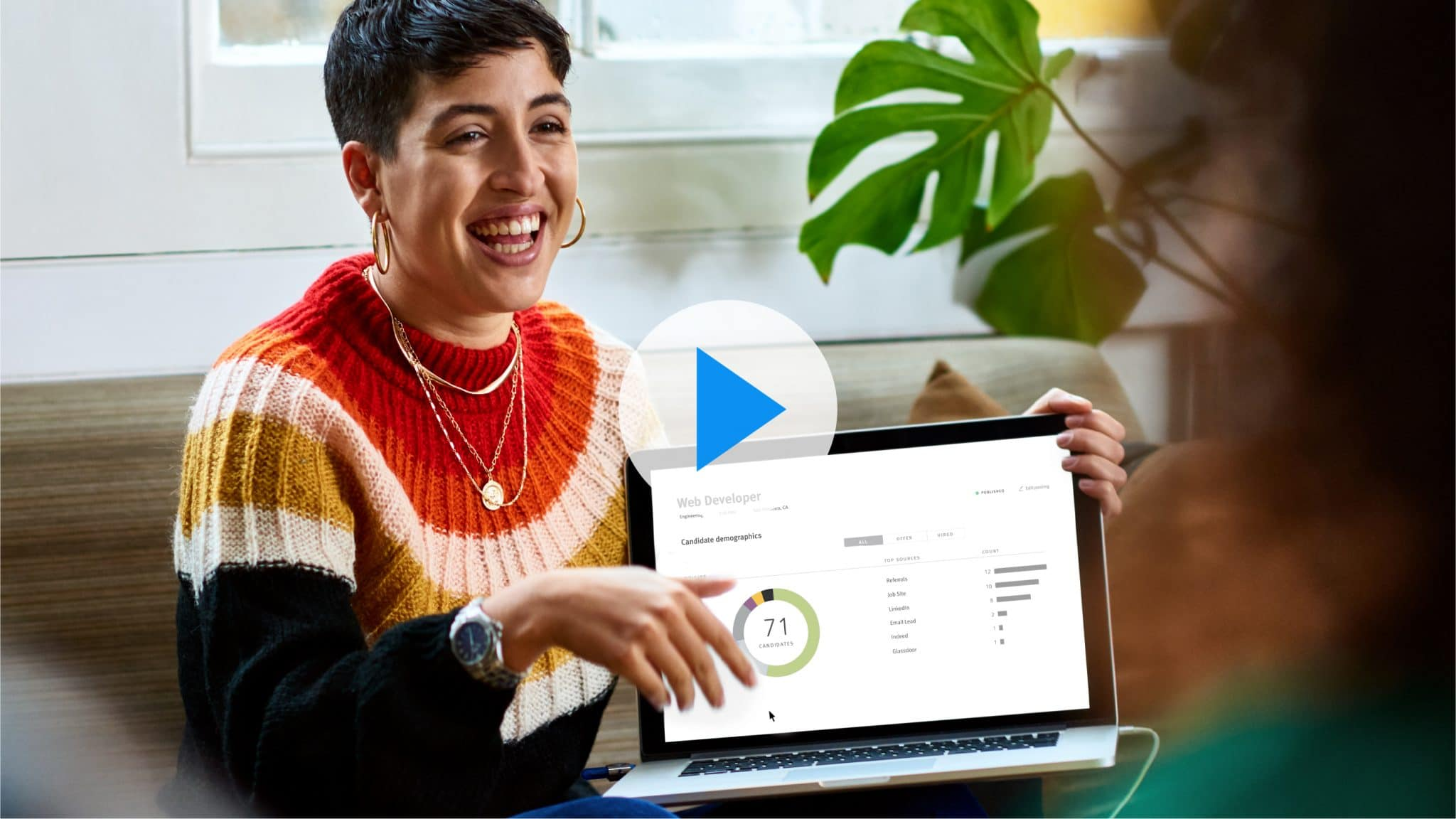 product video modal