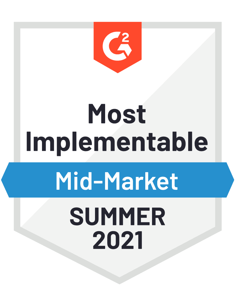 Award Most Implementable 2021