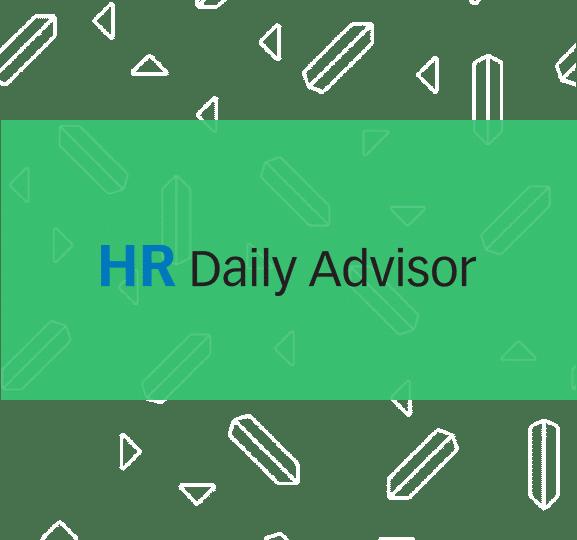 Press Card HR Daily Advisor