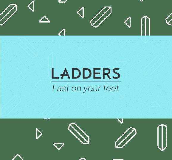 Press Ladders Card