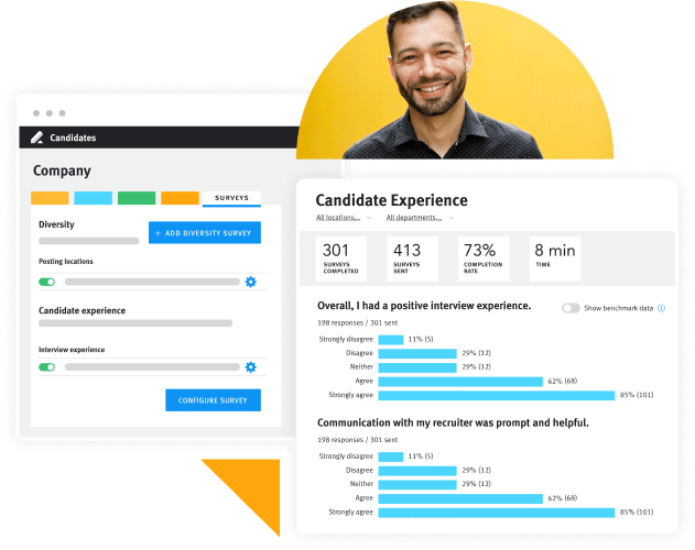 Advanced Automation Candidate Experience Graphic