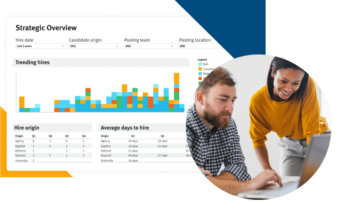 Lever Global Growth Screen for Enterprise Recruiting Software