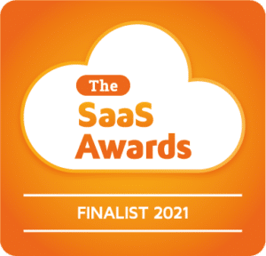 SaaS Awards Badge 2021