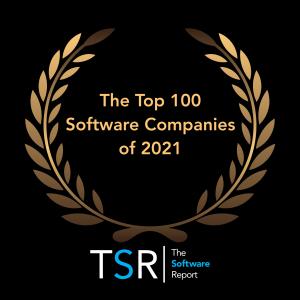 TSR Top 100 Awards Badge