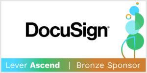 DocuSign Ascend Bronze Sponsor logo