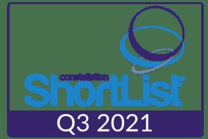 Constellation Shortlist Badge