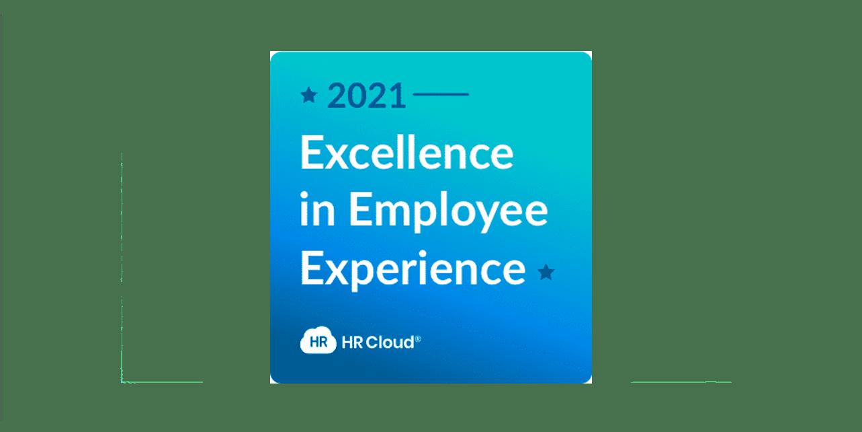 HR cloud award badge navigation