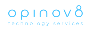 Opinov8 Logo