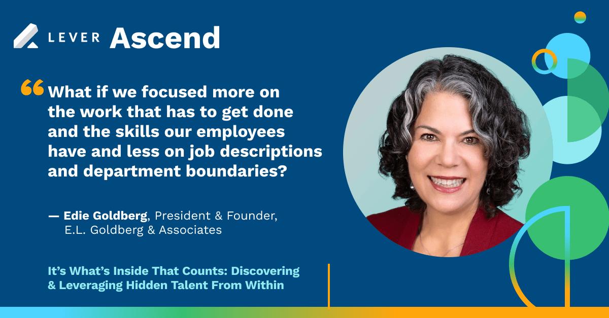 internal talent development